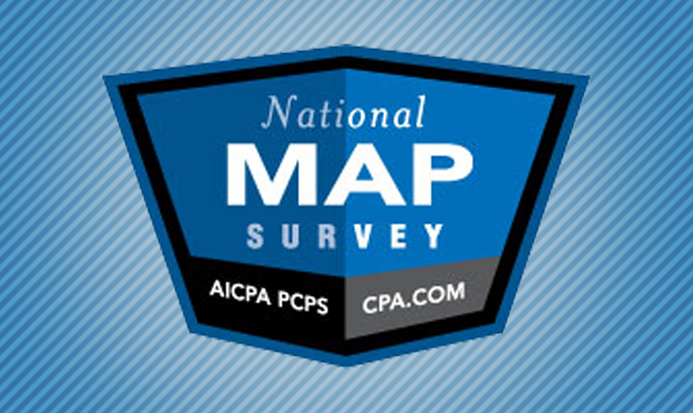 2016 AICPA Map Survey