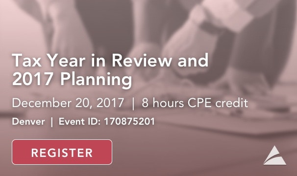 Featured Tax CPE - Mark Soukup Course