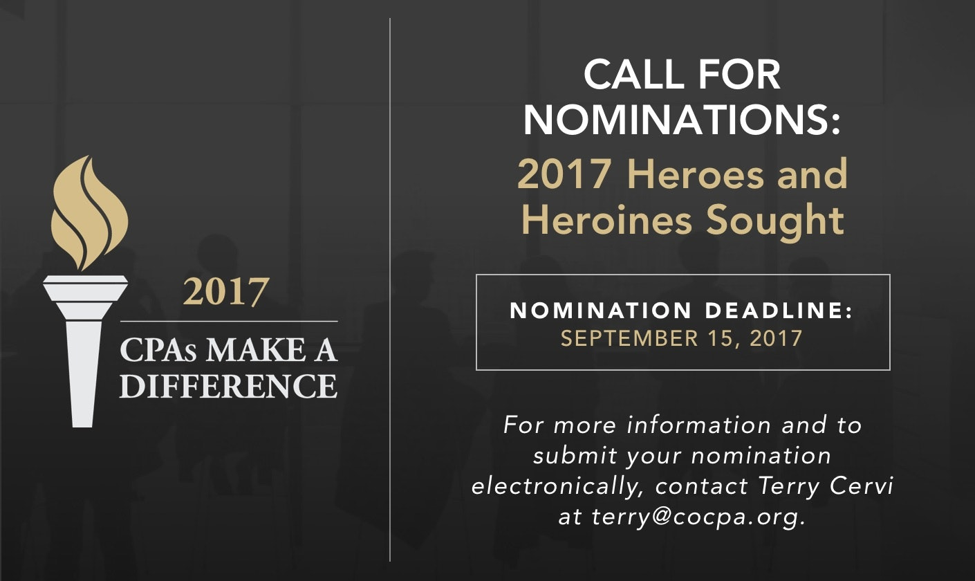 Call for Nominations: Everyday Heroes & Heroines